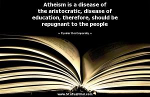 Fyodor Dostoevsky Quotes Fyodor dostoevsky quotes