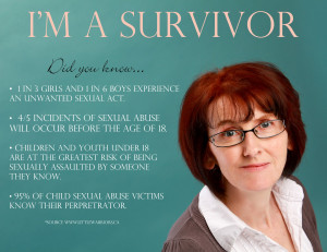 Sexual Abuse Quotes Survivor of sexual abuse!