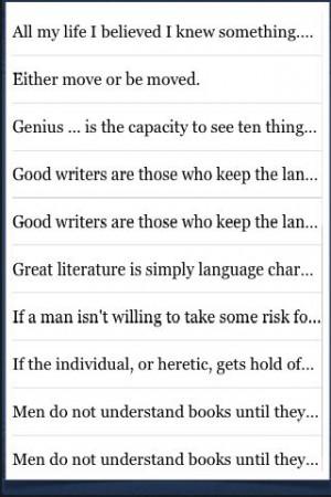 Ezra Pound Quotes \