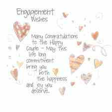 Quotes Love Engagement Congratulations About