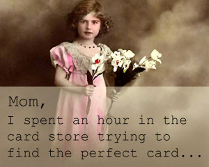 Funny Super Mom Quotes Funny mom birthday cards.
