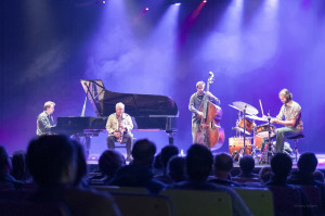 Lee Konitz New Quartet Gezien Concertzaal Van