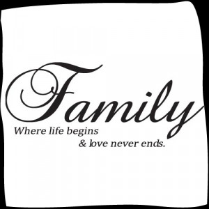 Family Family Quotes