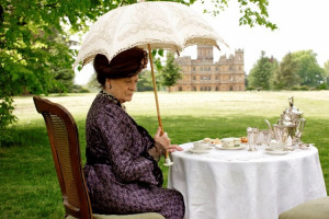 ... Lady Catherine De Bourgh, Redux!' Violet, Dowager Countess Of Grantham