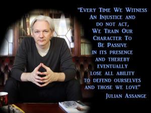 Fonds d'écran Julian Assange PC et Tablettes (iPad, etc...)