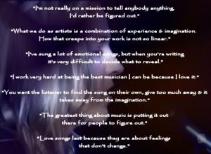 Diana Krall: Jazz Quotes
