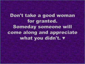 appreciate all people in your life