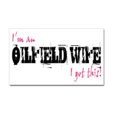 Oilfield Stickers Decals