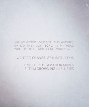 Quotes from fiction; R, Warm Bodies (Isaac Marion)