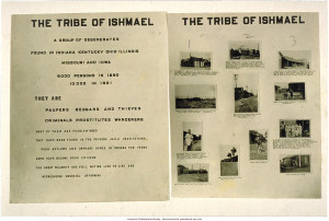 The tribe of Ishmael: A group of degenerates found in Indiana ...