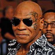 ... Tyson AKA Iron Mike Tyson I normally don't do interviews with women