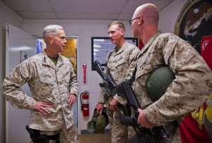 The Marine behind an email that went viral on military networks was ...