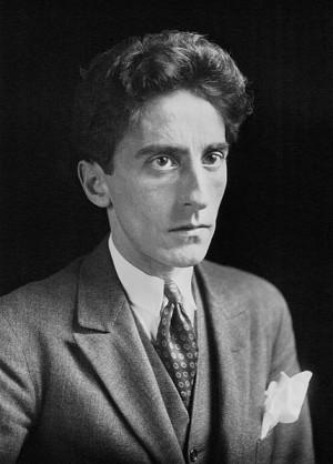 Jean Maurice Eugène Clément Cocteau (1889-1963) was a French poet ...