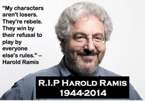 Harold Ramis, writer, actor, producor, director ~ cause of death ...