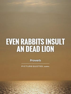 Rabbit Quotes And Sayings