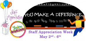 Staff Appreciation Thank Yous