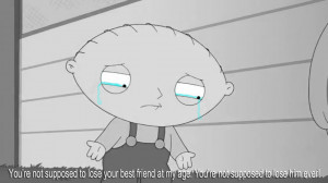 Stewie And Brian Quotes Stewie griffin on brian's