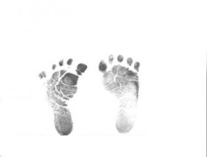 baby footprints and hand source http unique baby gear ideas com ...