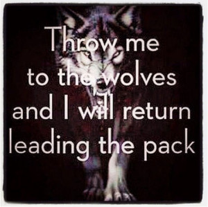 Wolf Quotes About Family Quotes wolf quotes wolves