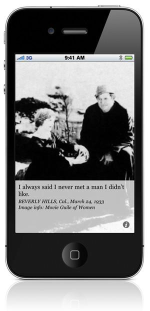 always said I never met a man I didn't like. BEVERLY HILLS, Cal ...