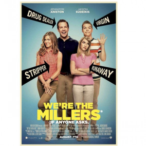 We're the Millers – $123,613,931 (ina wiki 5 tangu itoke)