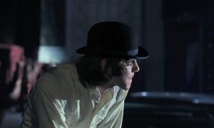 Malcolm McDowell as Alex de Large in A Clockwork Orange (1971)