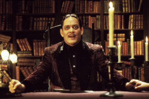 Raul Julia Gomez Addams The