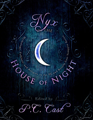 Nyx in the House of Night - House of Night Wiki