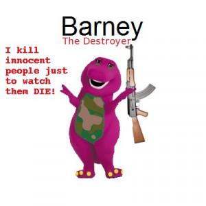 Barney The Dinosaur Quotes #1