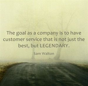 ... Wal-Mart. #quote #customerservice #inspirational Walmart, Quotes