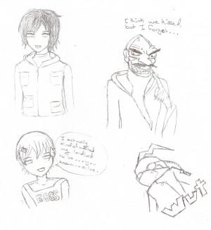 Random Epic Doodles Credited
