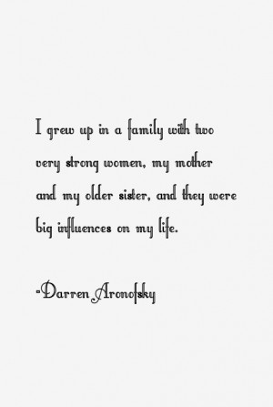 Darren Aronofsky Quotes & Sayings