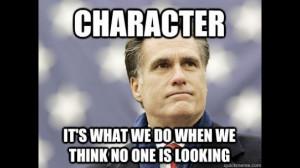 Mitt Romney, Barack Obama, political memes
