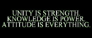 http://quotespictures.com/unity-is-strength-knowledge-is-power ...