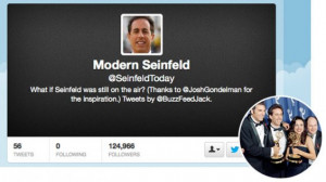 Modern Seinfeld Twitter Feed Imagining New Episodes Goes Viral