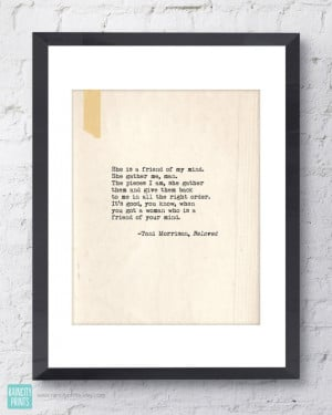 Toni Morrison Beloved Quote. Inspirational Art Print. Typographic ...