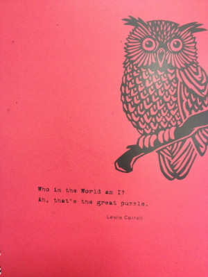 Lewis Carroll Quotes, Everyday Quotes, Quotes Such, Quotes Theworld ...