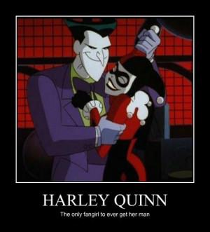 Harley Quinn finally did it…