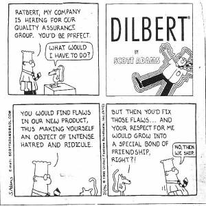 Funny Quality Assurance Cartoons Qa examples