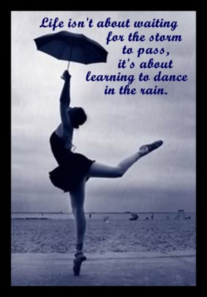 Cute ballerina quotes