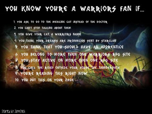 Warrior Cats Picture
