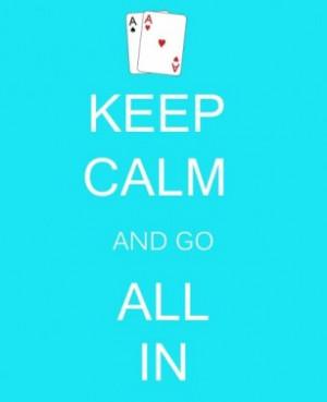 Poker phrases funny