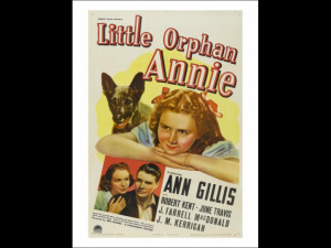 Little Orphan Annie Ann Gillis June Travis Robert Kent 1938
