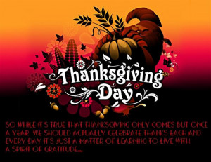 Happy Thanksgiving Quotes For Facebook Status ~ Best Happy ...