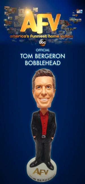 Tom Bergeron AFV