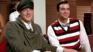 Every Glee members having body swap! Including Mr.Schue and Coach ...
