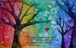The-Laws-of-Attraction-is-this-You-dont-attract-what-you-want-You ...