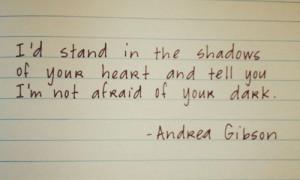 Dark Poems About Love
