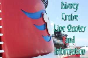 Disney Cruise Line Travel Quotes & Information Request