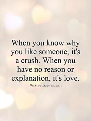 Love Quotes True Love Quotes Crush Quotes Reason Quotes